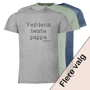 Bilde av T-shirt Verdens beste..
