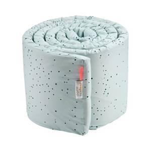 Bilde av Bed bumper, dreamy dots - Blå