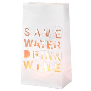 Bilde av Vino light bag, Save Water
