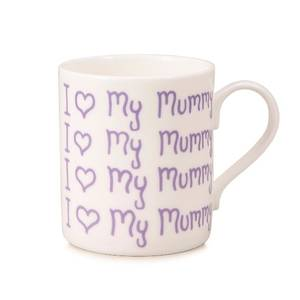 Bilde av Kopp I heart My Mummy