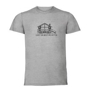 Bilde av T-shirt Livet er best på