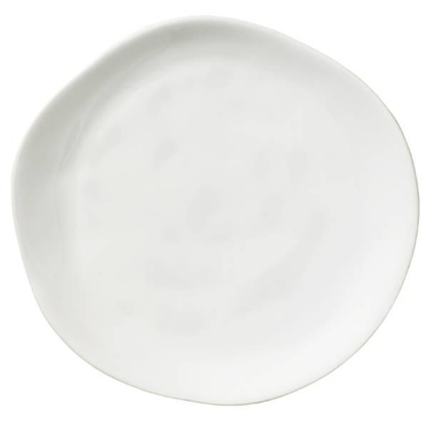 Gourmet plate neutral small dia 22cm