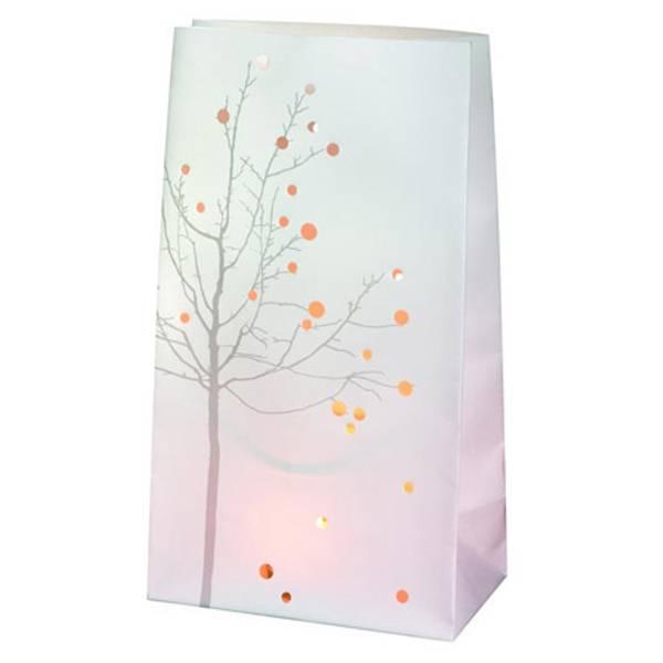 Light bag. Set of 2. Tree