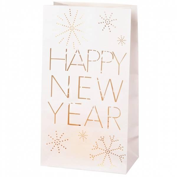Light Bag, set of 2, Happy New Year