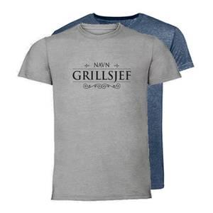 Bilde av T-shirt Grillsjef