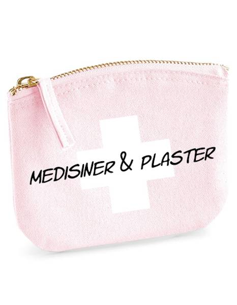 Tilbehørsveske Medisiner og plaster - Rosa