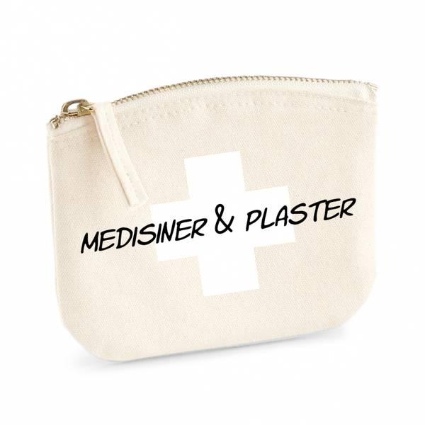 Tilbehørsveske Medisiner og plaster - Natur