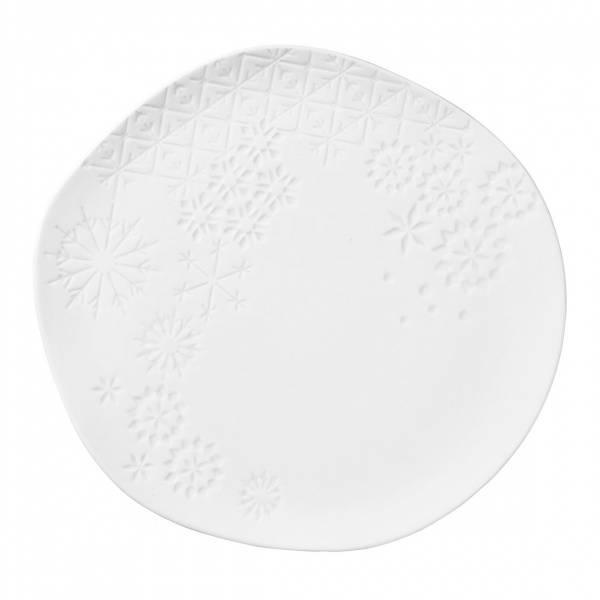 Plate Snowflake Medium