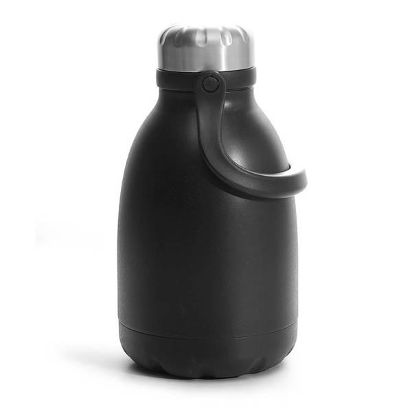 Termos 1 liter - Svart