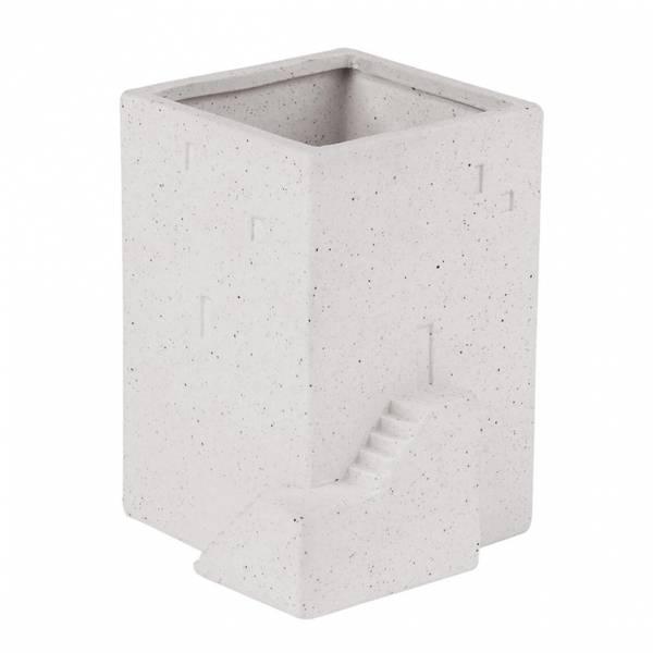 House garden vase small 7,5x7,5x10cm