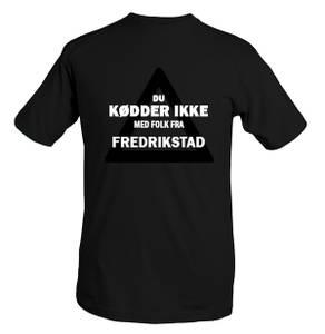 Bilde av T-shirt Du kødder ikke med