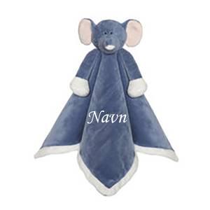 Bilde av Teddykompaniet Elefant - Blå