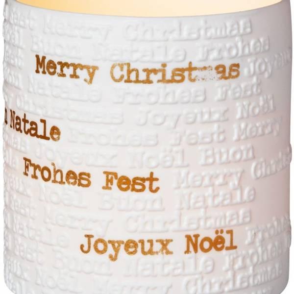 Porcelain dream, Merry Christmas