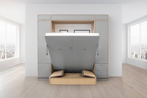Bilde av Dobbeltseng 140 m/sofa komplett