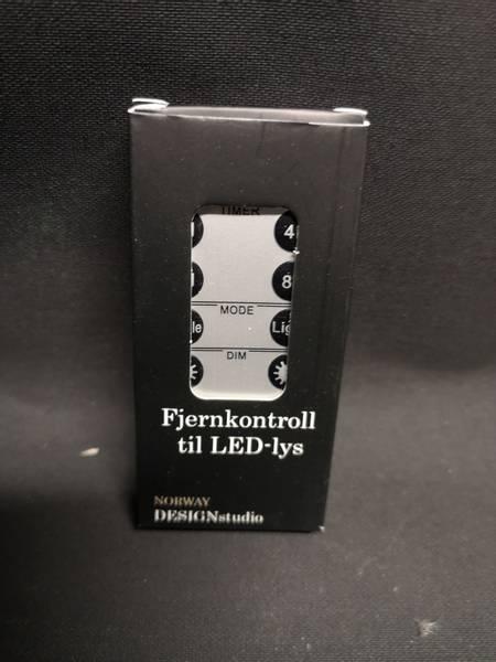 Fjernkontroll til Led-lys