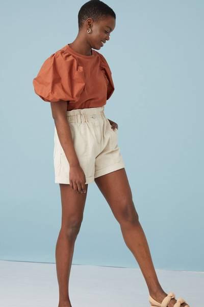 Alia Shorts Sand