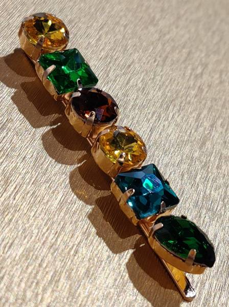 Diamant spenne