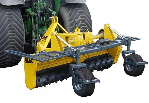 Bilde av BLEC Power Box Rake Traktor