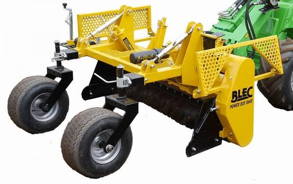 Bilde av BLEC Power Box Rake