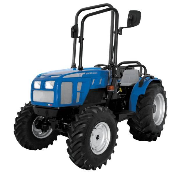 Bilde av BCS Vivid 400 Traktor