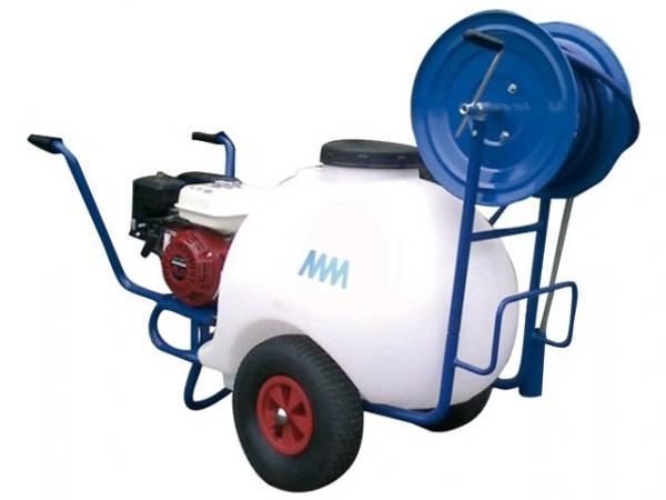 Bilde av MM 120 Liter Bensindrevet