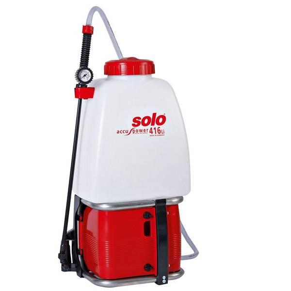 Bilde av SOLO 416 LI Batteridrevet