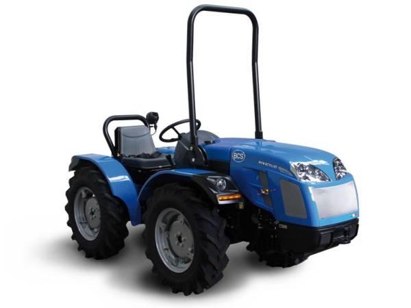 Bilde av BCS Invictus K300 Traktor