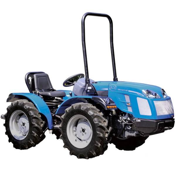 Bilde av BCS Invictus K400 Traktor