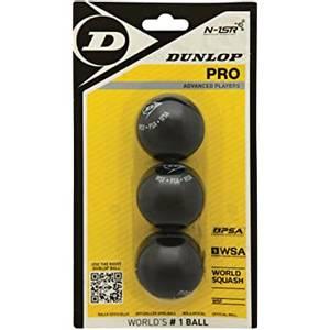 Bilde av Dunlop Pro Ball 3 pk