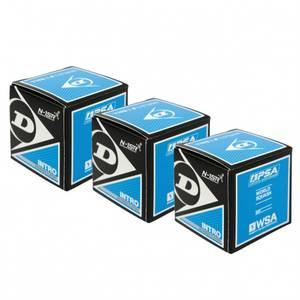 Bilde av Dunlop Intro Ball 3 pk