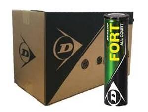 Bilde av Dunlop Fort kasse med 18 stk