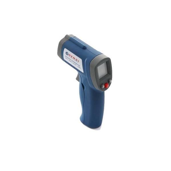 Bilde av Infrarødt termometer med laserføler