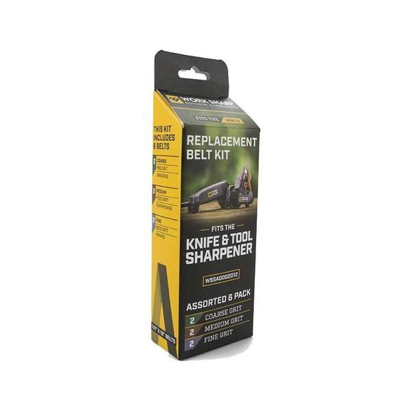 Bilde av WorkSharp Standard Slipebånd Assortert