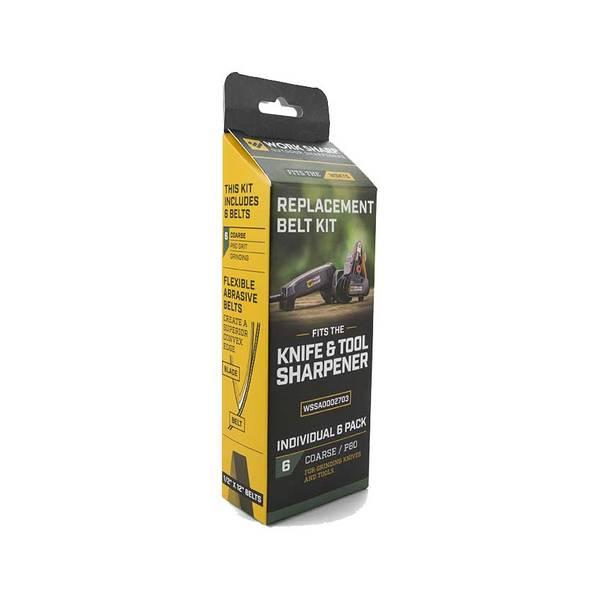 Bilde av WorkSharp Standard Slipebånd Coarse