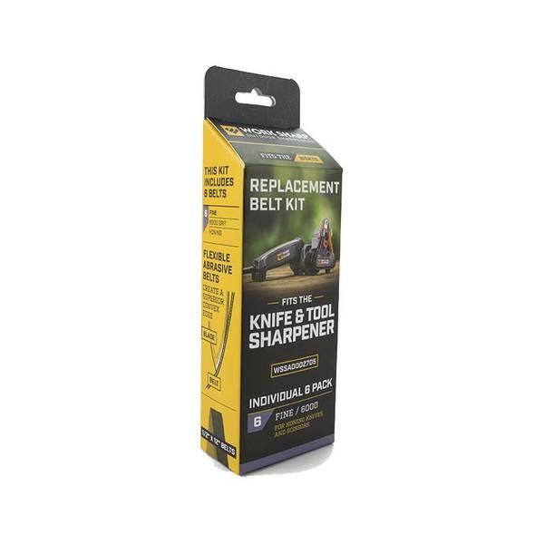 Bilde av WorkSharp Standard Slipebånd Fine