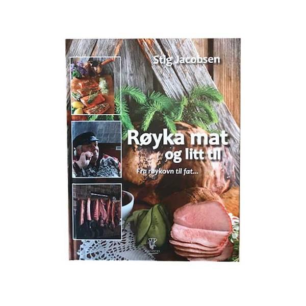 Bilde av Røyka mat og litt til - Stig Jacobsen