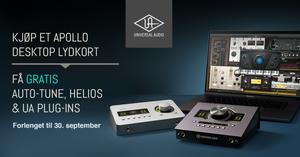 Bilde av Universal Audio Apollo Twin X DUO Heritage Edition