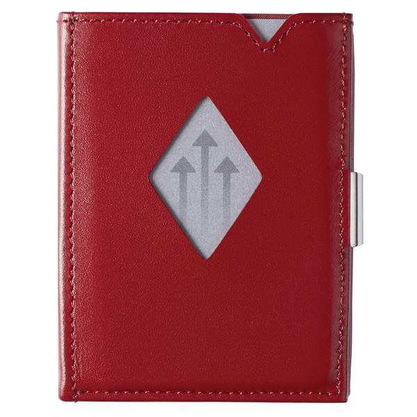 Exentri wallet/lommebok Red