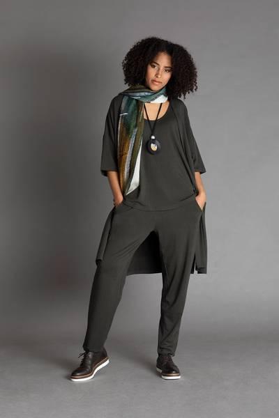 Bilde av Boheme jakke stretchy oliven