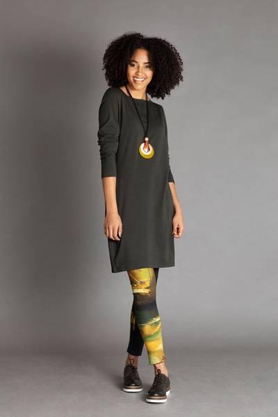 Bilde av Boheme kjole stretchy oliven