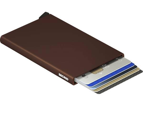 Secrid Cardprotector Brown