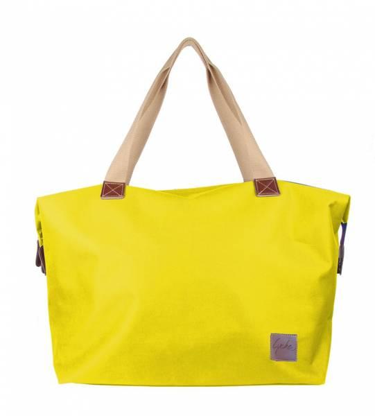 Bilde av Weekendbag fra Lycke - Yellow