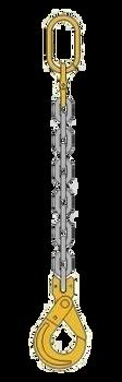 1-part kjettingsling G80