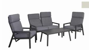 Bilde av Lerida Recliner Sofa Set.