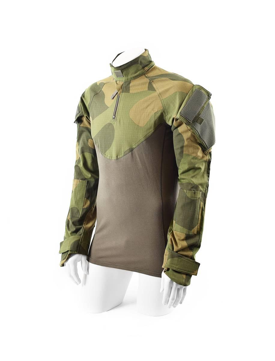 Taiga Combat SF UAC Shirt Nor Woodland