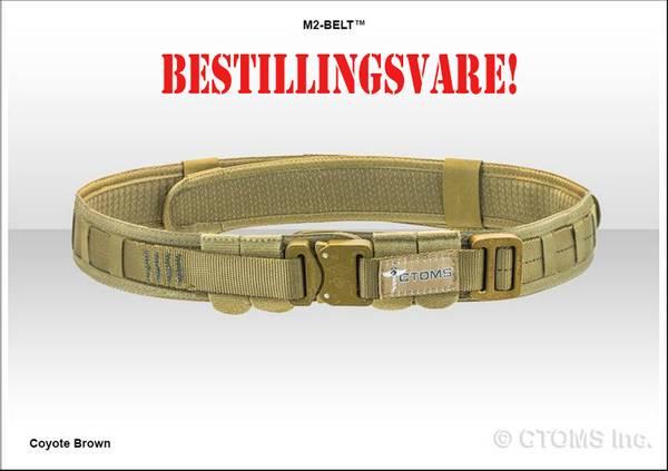 Bilde av CTOMS M2-Belt™, Belt only