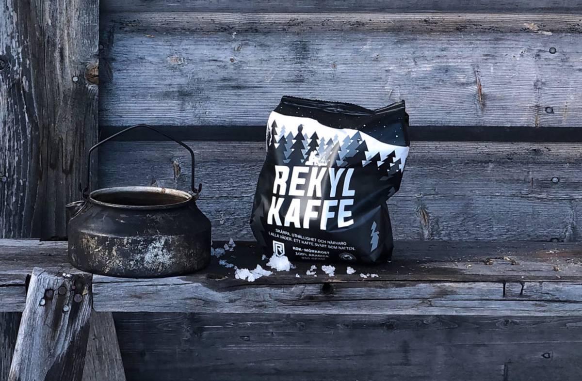 REKYL Kaffe 4 pack, Kokmalt