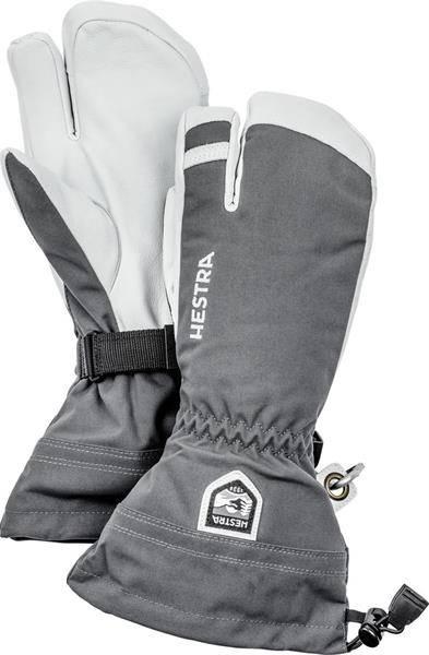 Bilde av Hestra Army Leather Heli Ski (3-finger)