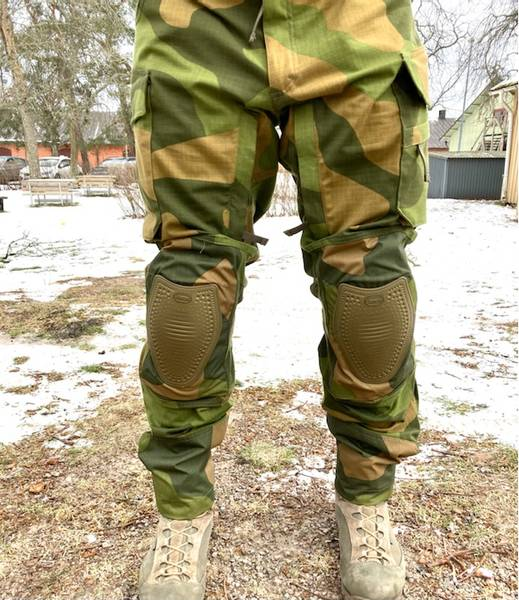Bilde av Taiga Combat SF Trouser Norwegian Woodland