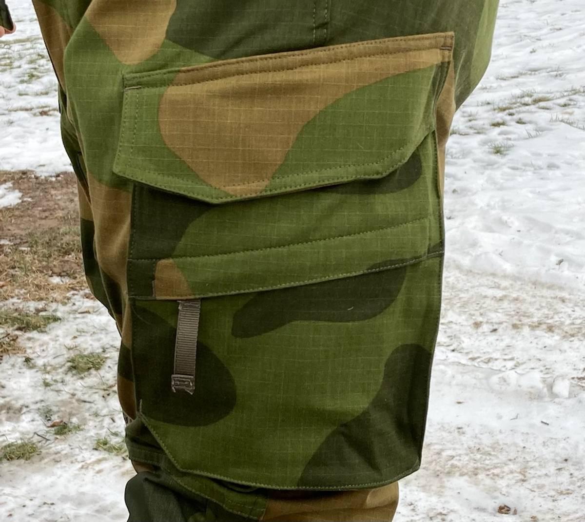 Taiga Combat SF Trouser Norwegian Woodland
